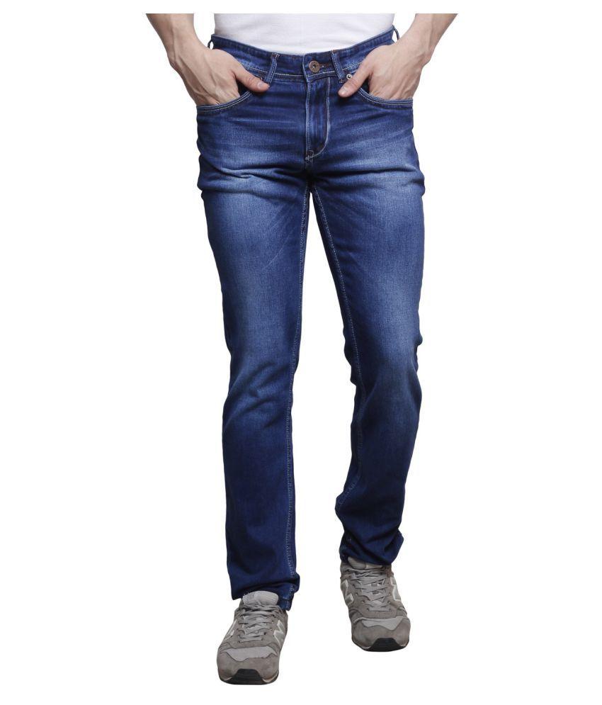MSG Light Blue Slim Jeans