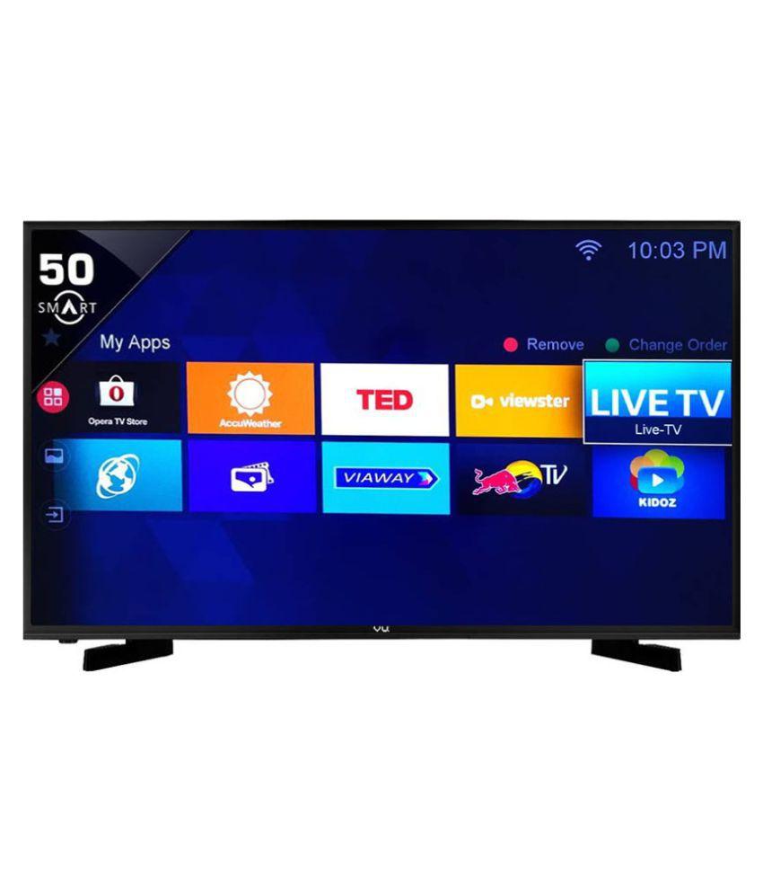 VU H50K311 127 cm ( 50 ) Smart Full HD (FHD) LED Television