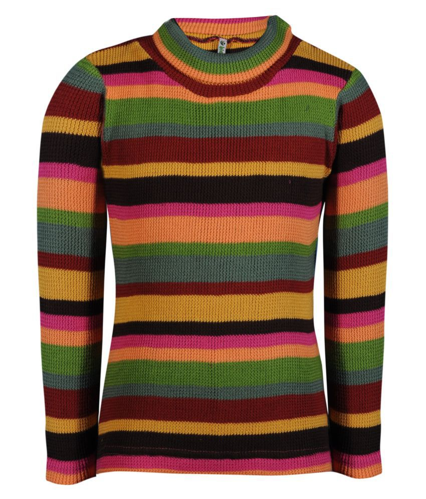 Bio Kid Multicolour Sweatshirt