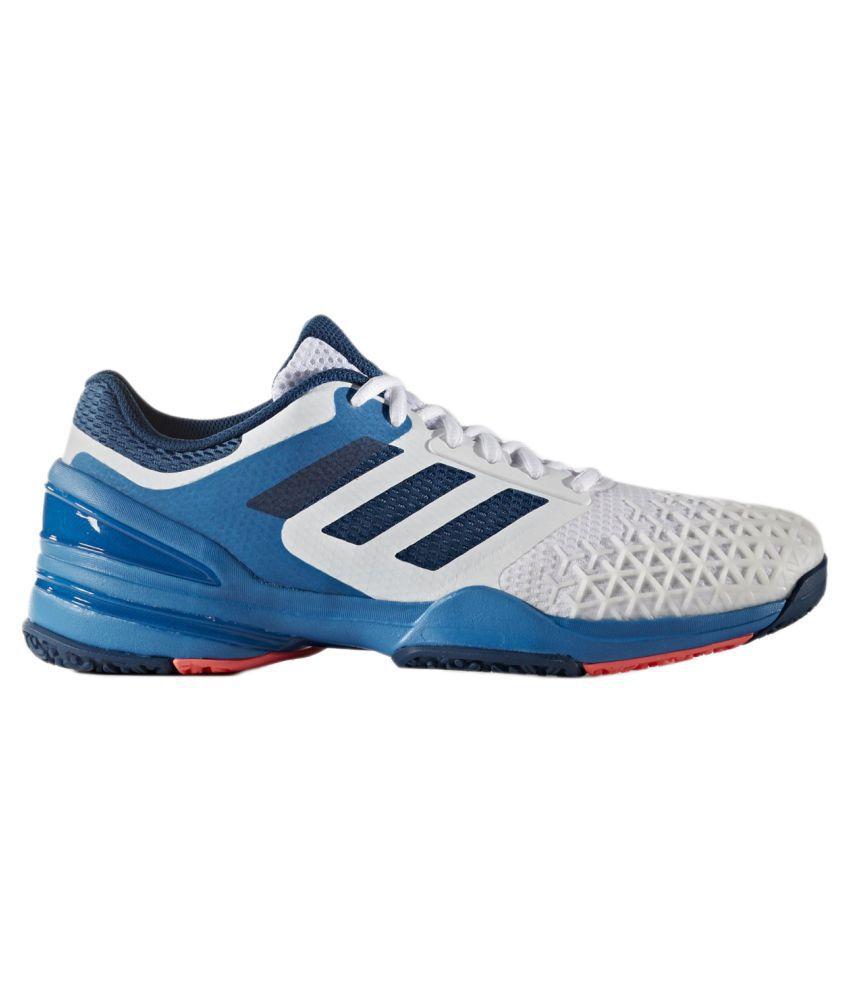 Adidas Adizero Club OC White Male Non-Marking Shoes - Buy Adidas ... d859d94bb10e