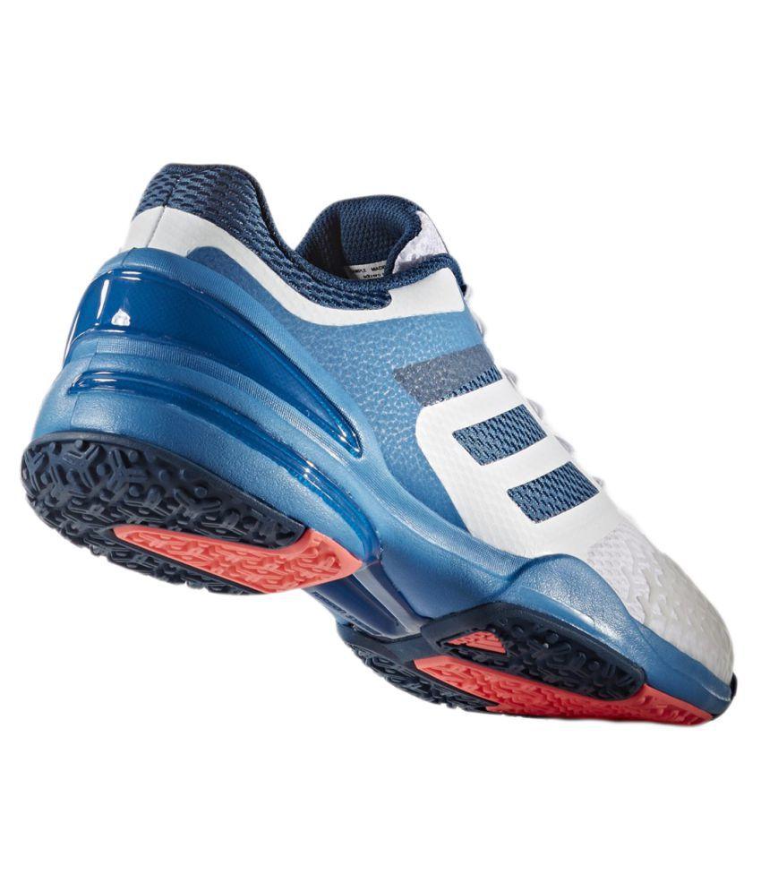 3ddbf5c66b4 Adidas Adizero Club OC White Male Non-Marking Shoes - Buy Adidas ...