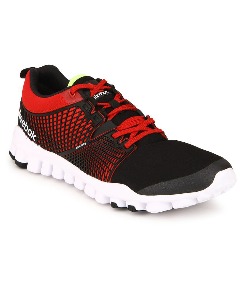 76f7e5e565b2 Reebok Quick City Flex LP Multi Color Running Shoes - Buy Reebok Quick City  Flex LP Multi Color Running Shoes Online at Best Prices in India on Snapdeal