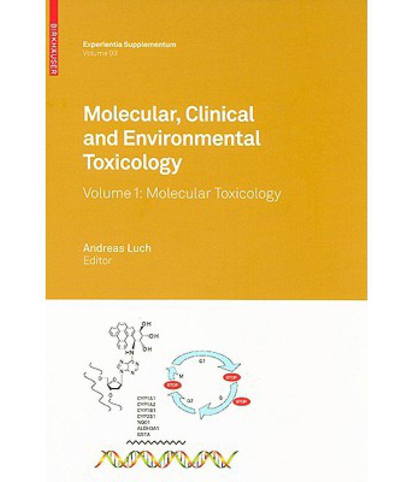 Volume 3: Environmental Toxicology