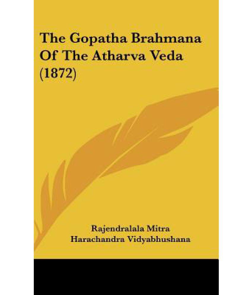 GOPATHA BRAHMANA EPUB DOWNLOAD