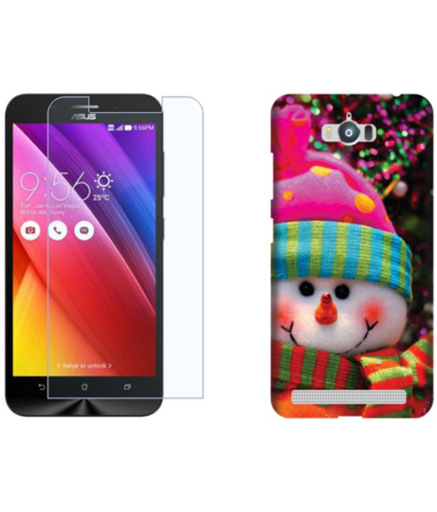 Asus Zenfone Max ZC550KL Cover Combo by Printland