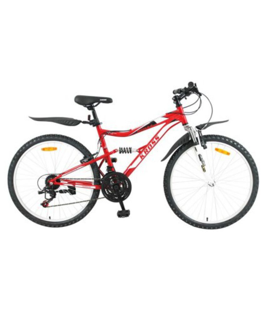 bc57be16e566 Kross Impel 5.2 66.04 cm(26) Mountain bike Bicycle Adult Bicycle Man Men  Women  Buy Online at Best Price on Snapdeal