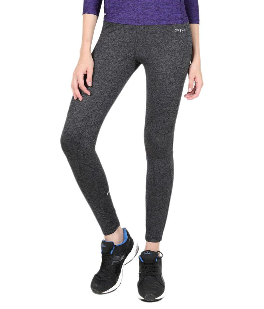 Yogue Black Blend Leggings