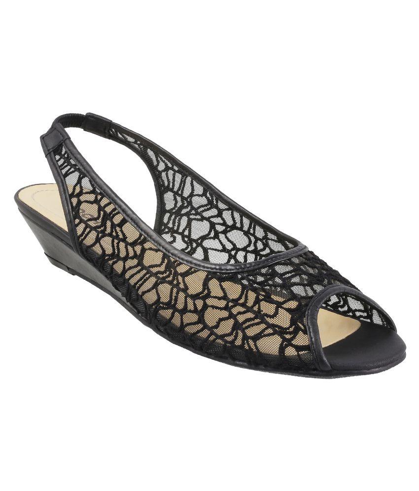Mochi BLACK Heels