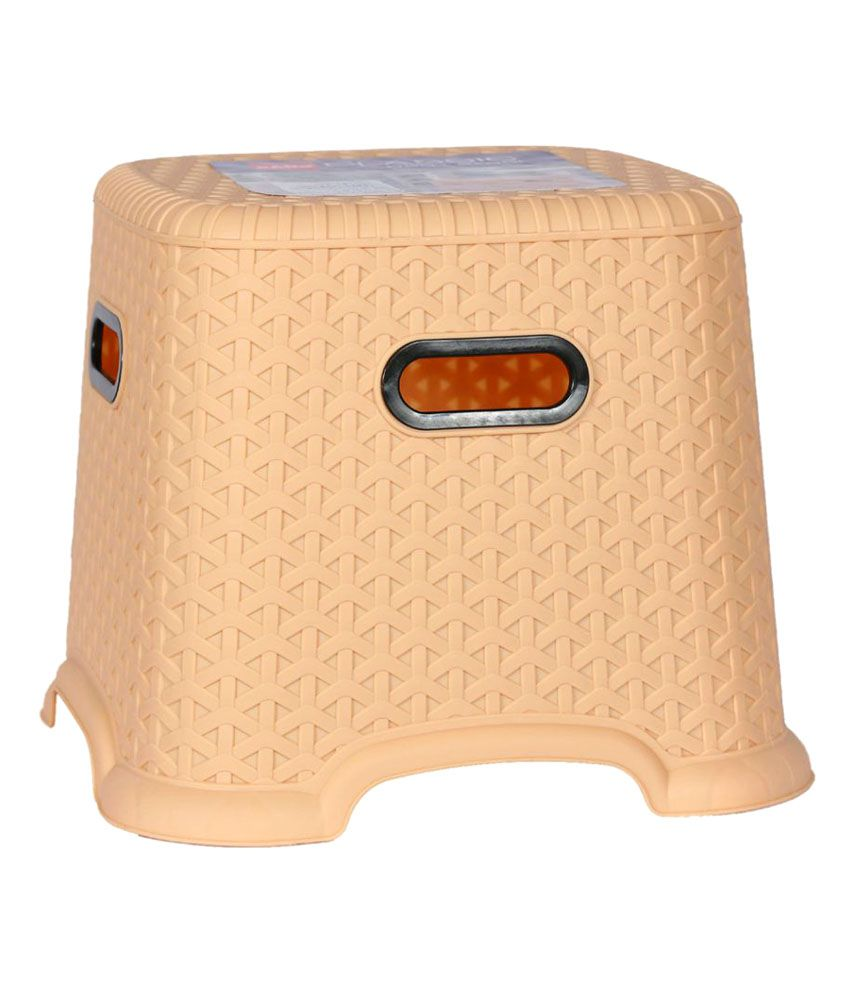 Sensational Cello Classic Small Stool Beige Caraccident5 Cool Chair Designs And Ideas Caraccident5Info