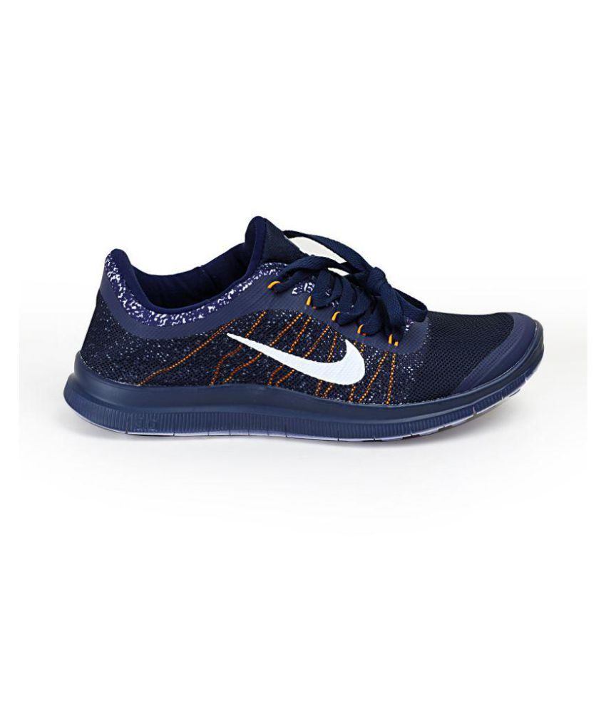 best website 6ea1b 51c51 ... Nike Free Run 3.0 Navy Running Shoes ...