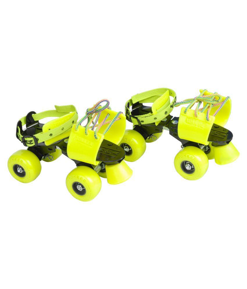 Yonker Green Roller Skates 4 (8)