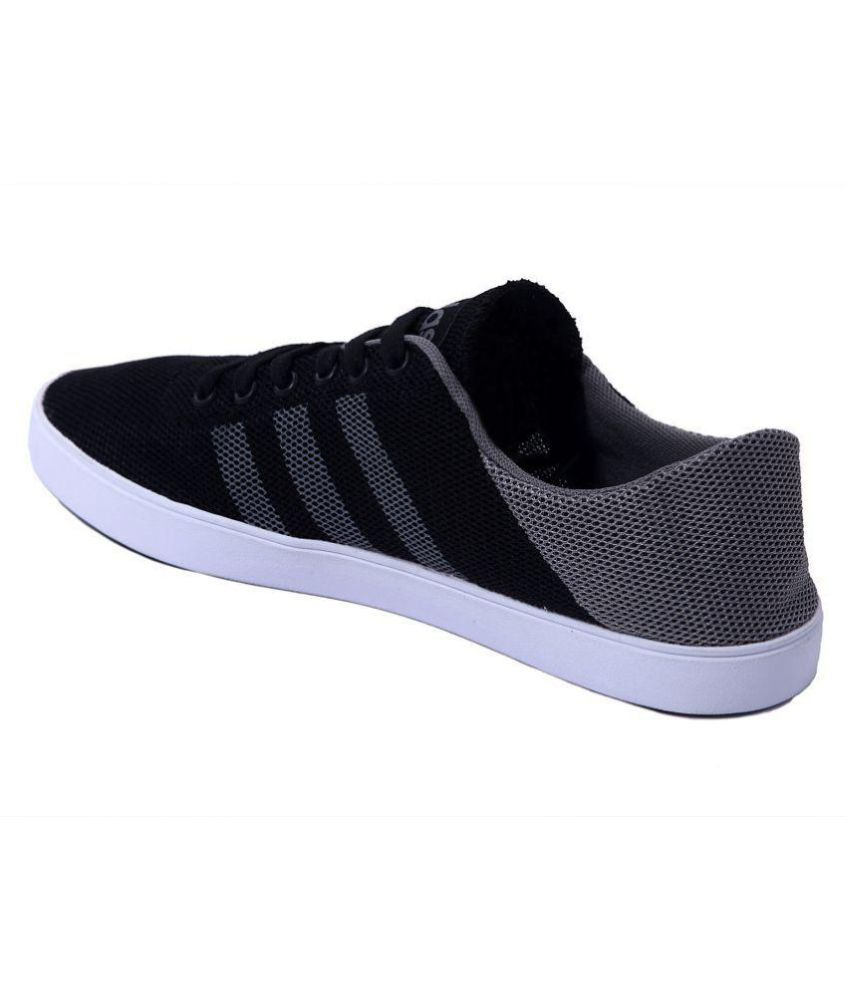 Adidas Neo Black Casual Shoes - Buy Adidas Neo Black Casual Shoes Online at  Best Prices in India on Snapdeal 8ec5afbb9