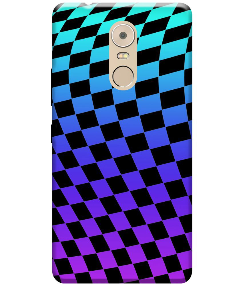 Lenovo K6 Note Printed Cover By KanvasCases