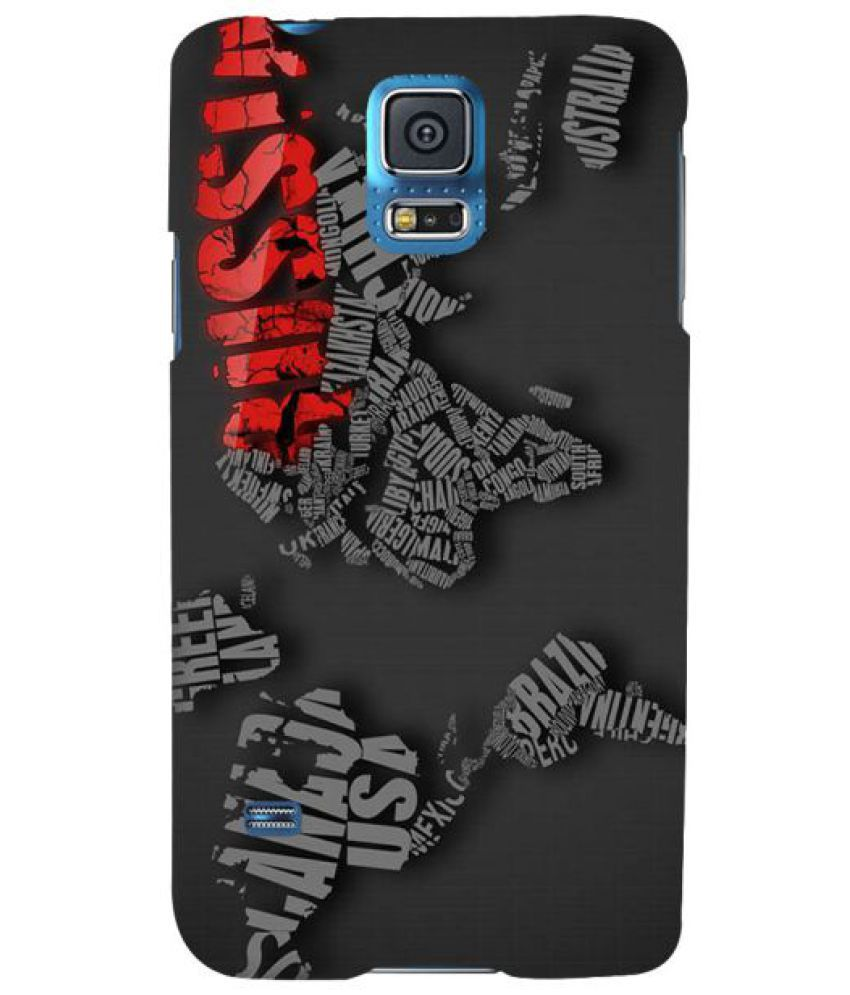 Samsung galaxy S5 Neo 3D Back Covers By Fuson
