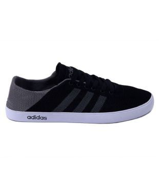 Adidas Neo Black Casual Shoes - Buy
