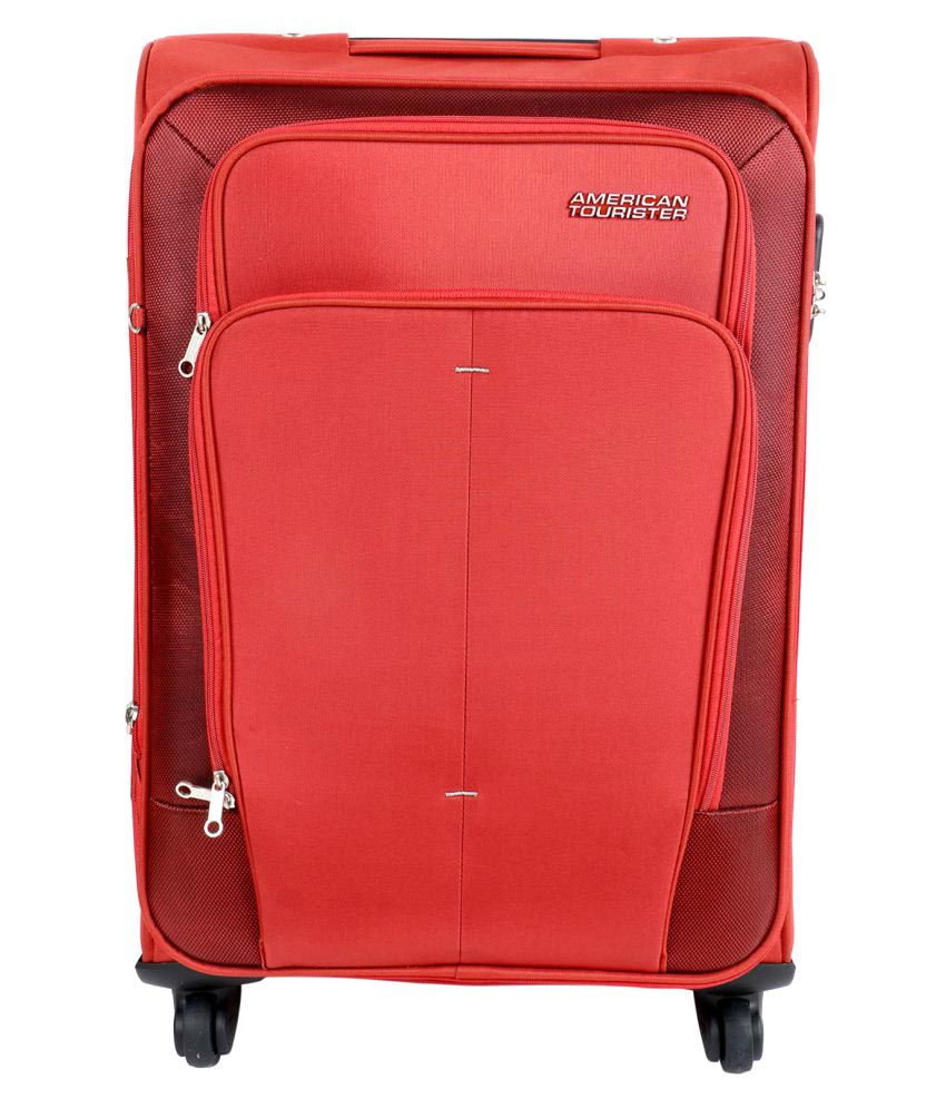 ac255d8db437b American Tourister Rust S (Below 60cm) Cabin Luggage - Buy American  Tourister Rust S (Below 60cm) Cabin Luggage Online at Low Price - Snapdeal