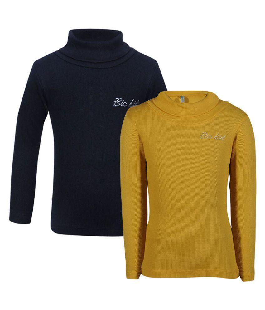 Bio Kid Multicolor Sweatshirt - Pack of 2