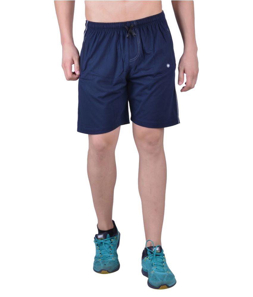 Force Go Wear Blue Shorts