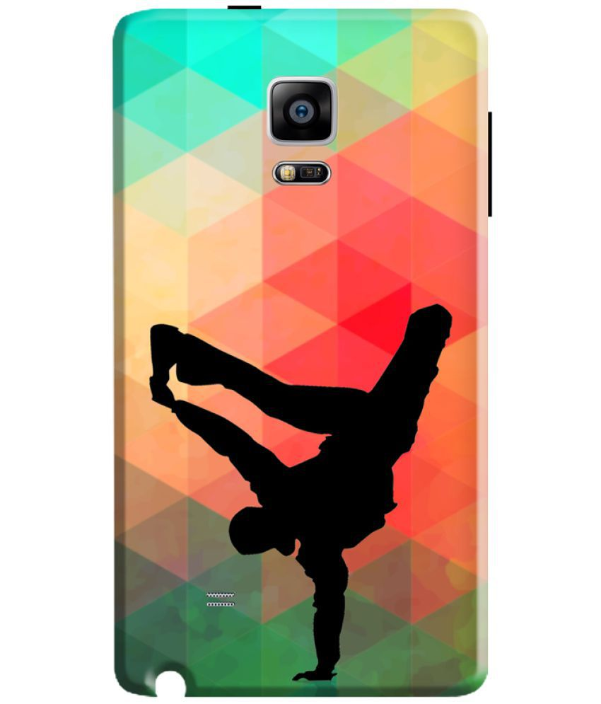 Samsung Galaxy Note Edge Printed Cover By KanvasCases