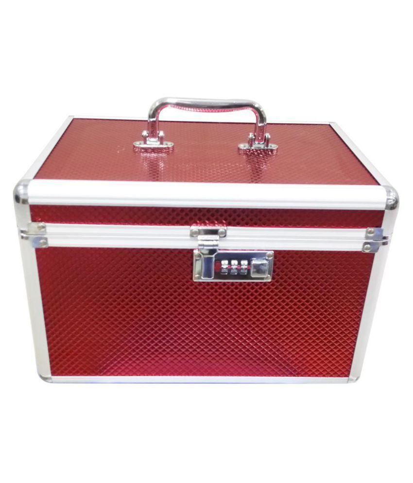 Pride Red Jewellery Box