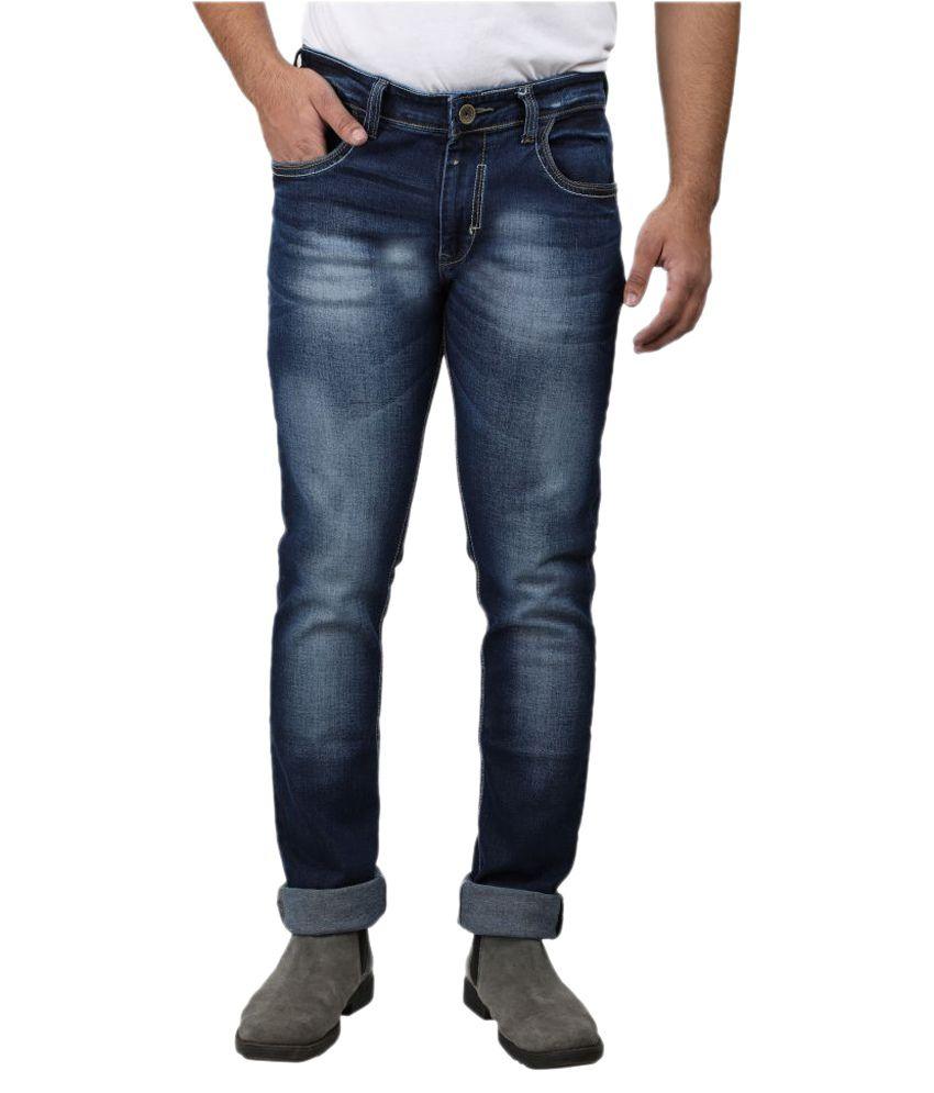 Asaba Blue Slim Jeans