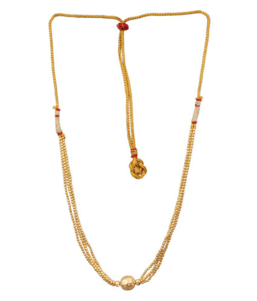 Sushito Golden Necklace