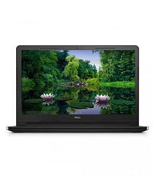 Dell Inspiron 15 3552 Notebook (Intel Celeron- 4GB RAM- 500GB HDD- 39.62cm(15.6)- DOS) (Black)