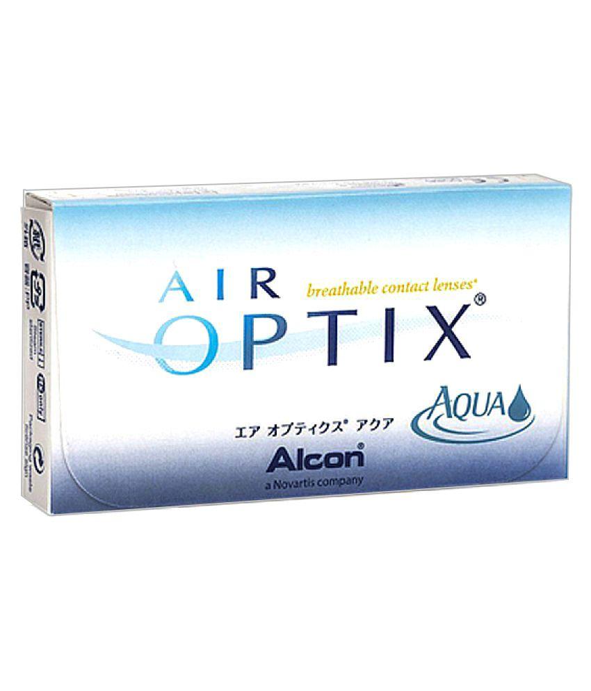 Alcon Air Optix Aqua Monthly Disposable Spherical Contact