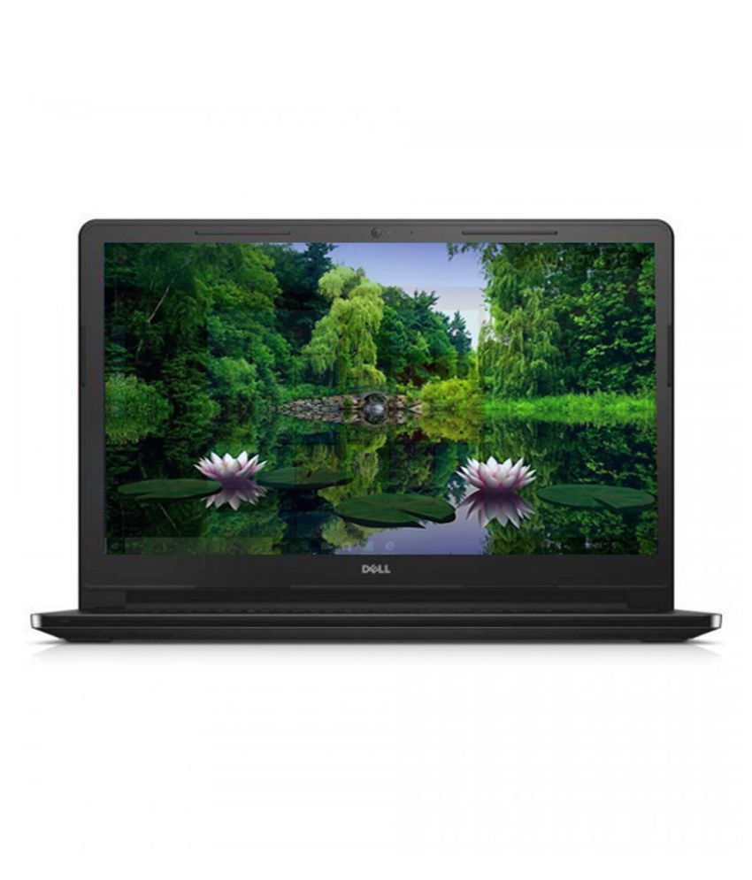 Dell Inspiron 15 3552 Notebook (Intel Celeron- 4GB RAM- 500GB HDD- 39.62cm(15.6)- DOS) (Black) Snapdeal Rs. 25000.00
