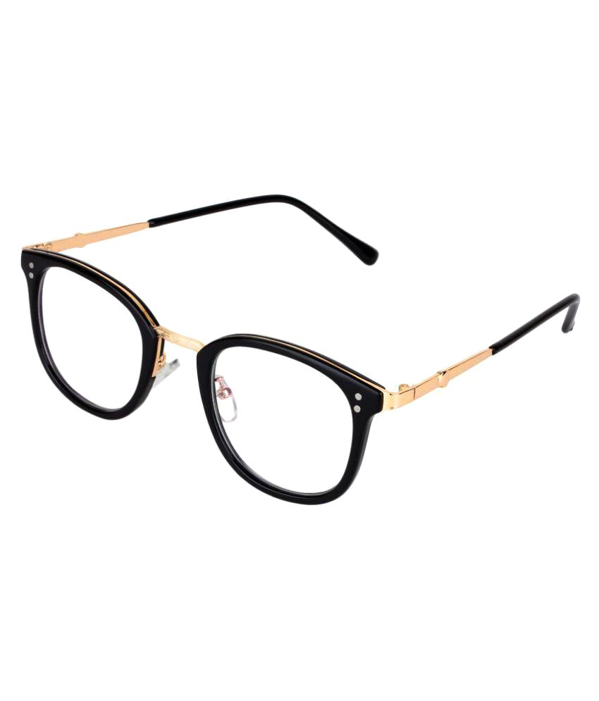 e7cf3e9ce40 Zyaden Golden Square Spectacle Frame FRA-285 - Buy Zyaden Golden Square Spectacle  Frame FRA-285 Online at Low Price - Snapdeal
