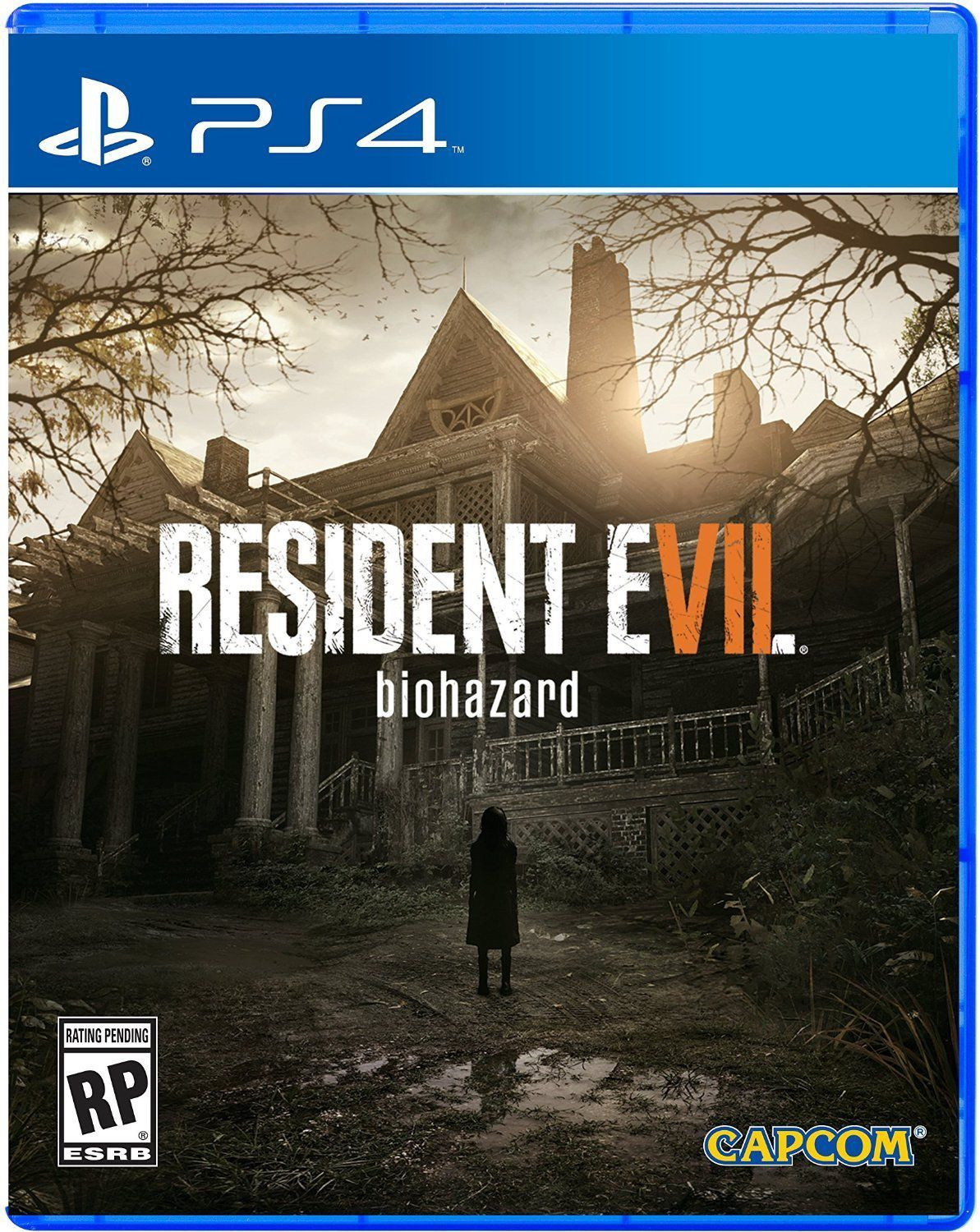 Image result for resident evil 7 ps4