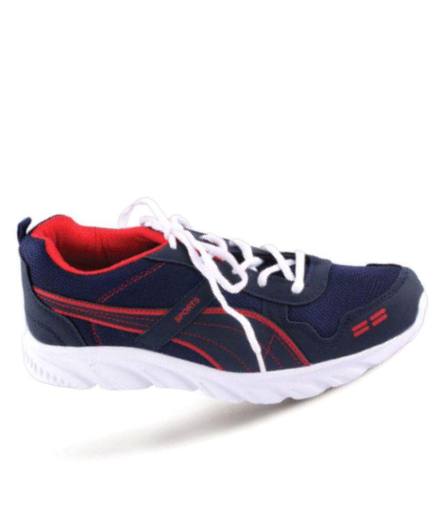 861a9a852 Paragon STIMULUS 9775 NBR Blue Running Shoes - Buy Paragon STIMULUS ...