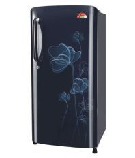 LG 190 Ltr 4 Star GL-B201AMHL Single Door Refrigerator - Marine Heart