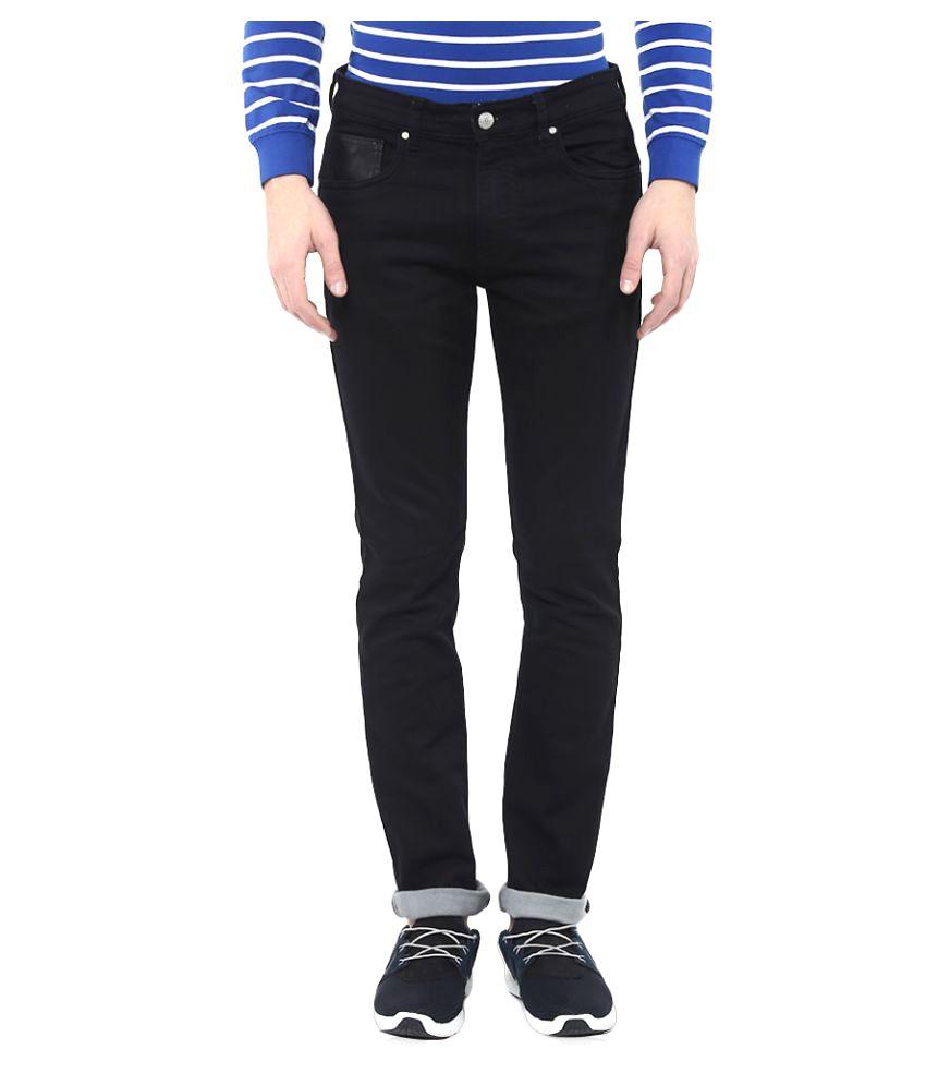 UMM Black Skinny Jeans