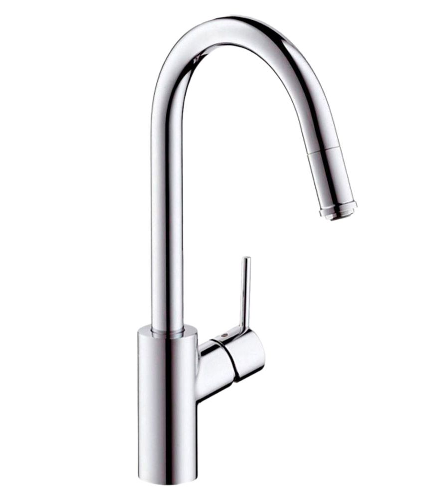 Buy Hansgrohe Talis Brass Kitchen Water Mixers 14872000 Online at ...