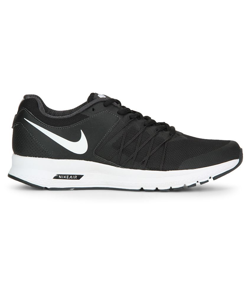 05064a7d3d7 Nike Air Relentless 6 Black Running Shoes - Buy Nike Air Relentless ...