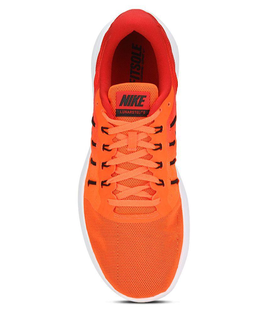 Lunarstelos Oranje Nike Lunarstelos loopschoenen loopschoenen Nike kopen kopen Lunarstelos Nike Oranje w1TaOqX6