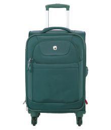Swiss Gear Green S (below 60cm) Check-in Luggage