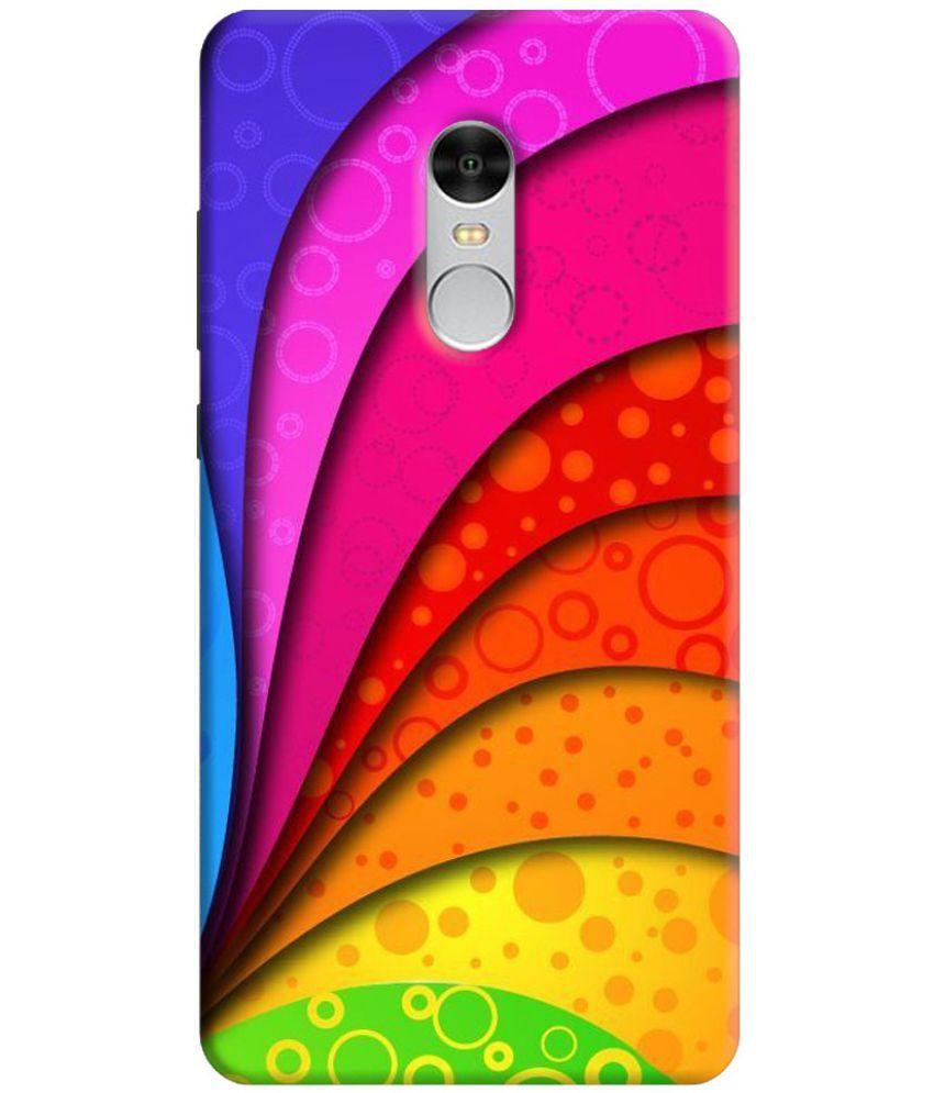 Xiaomi Redmi Note 4 Printed Cover By FurnishFantasy