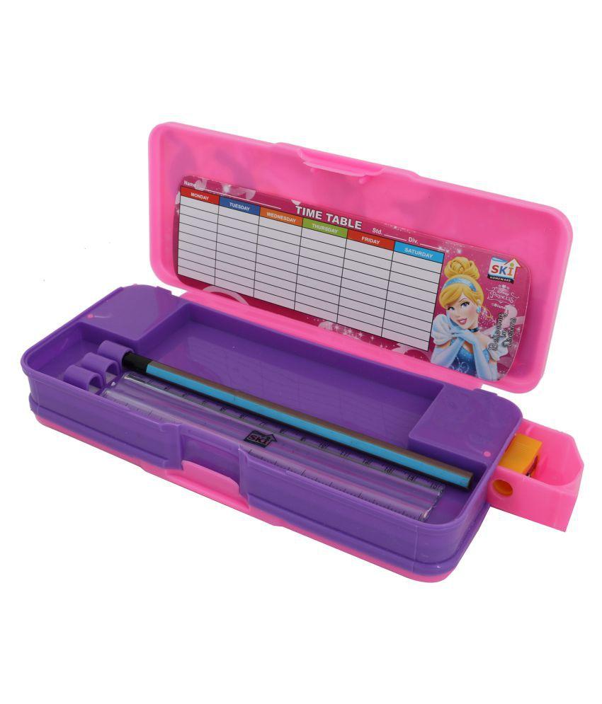 Disney Princess Duster Pencil Box Disney Princess