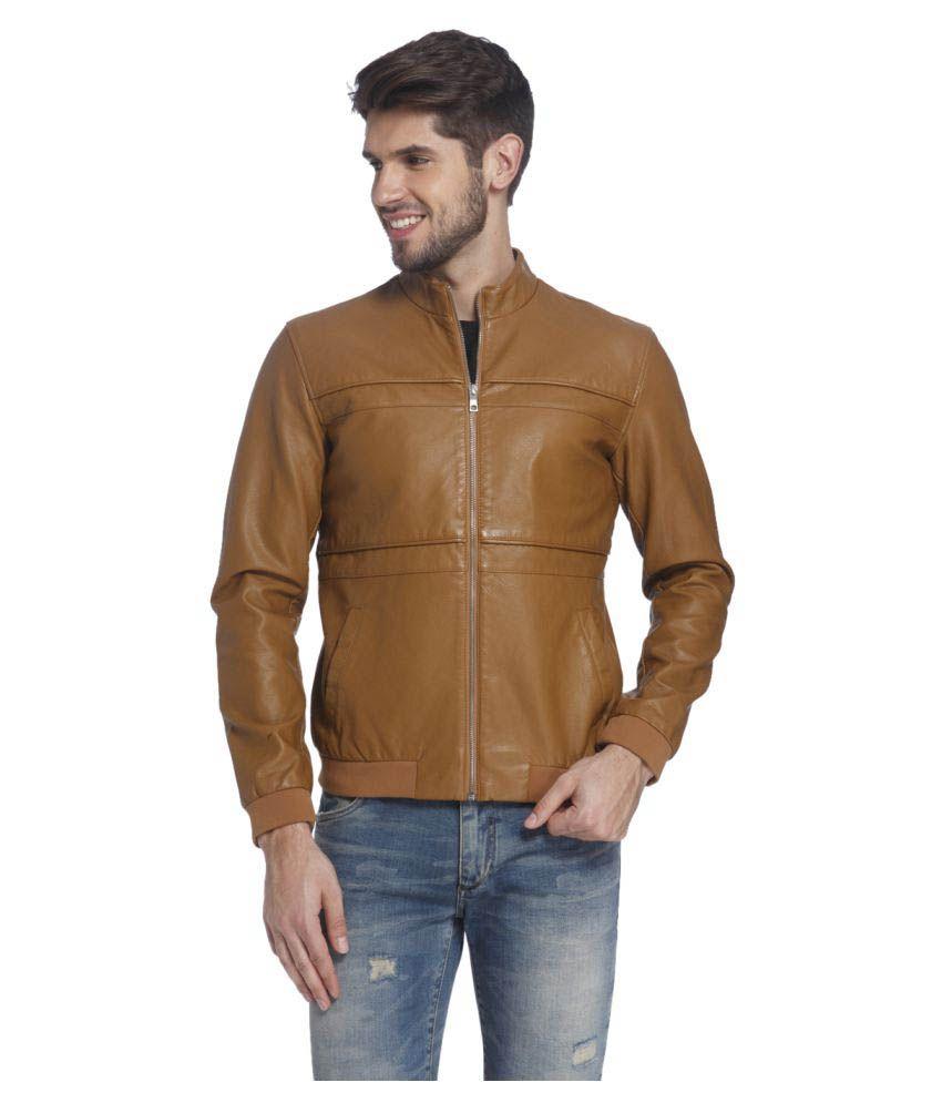 jack jones brown casual jacket buy jack jones brown. Black Bedroom Furniture Sets. Home Design Ideas