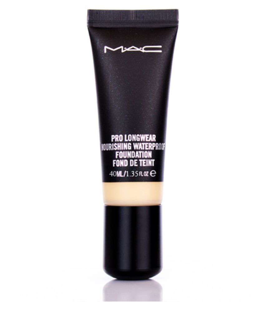 Mac Pro Longwear foundation Liquid 40 ml