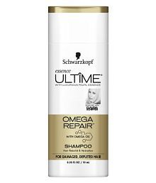 Schwarzkopf Imported Essence Ultime Omega Repair Shampoo For Damaged Hair 250 Ml