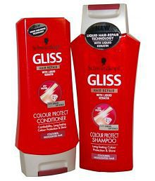 Schwarzkopf Imported Gliss Schwarzkopf Imported Ultimate Color Shampoo 400 Ml