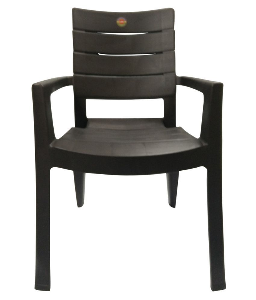cello jordan comfort chair set of 4 in pearl brown colour buy rh snapdeal com