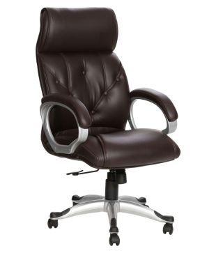 V J Interior Siete High Back Executive Chair