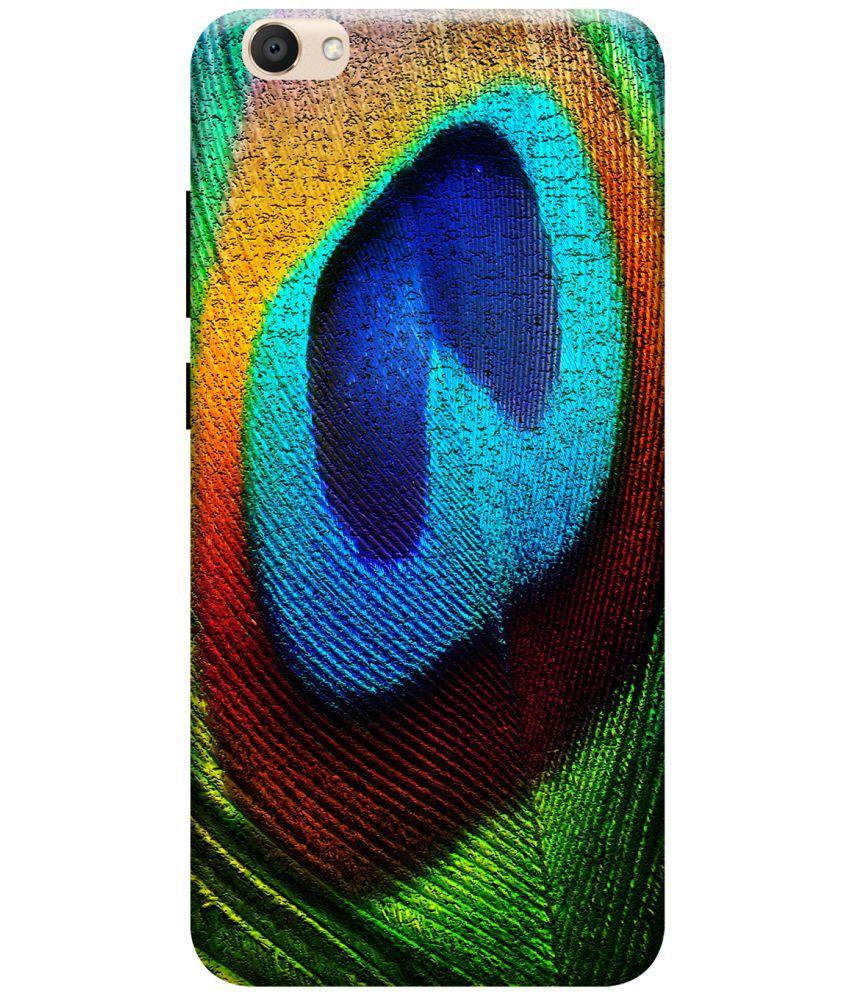Vivo V5 Printed Cover By KanvasCases