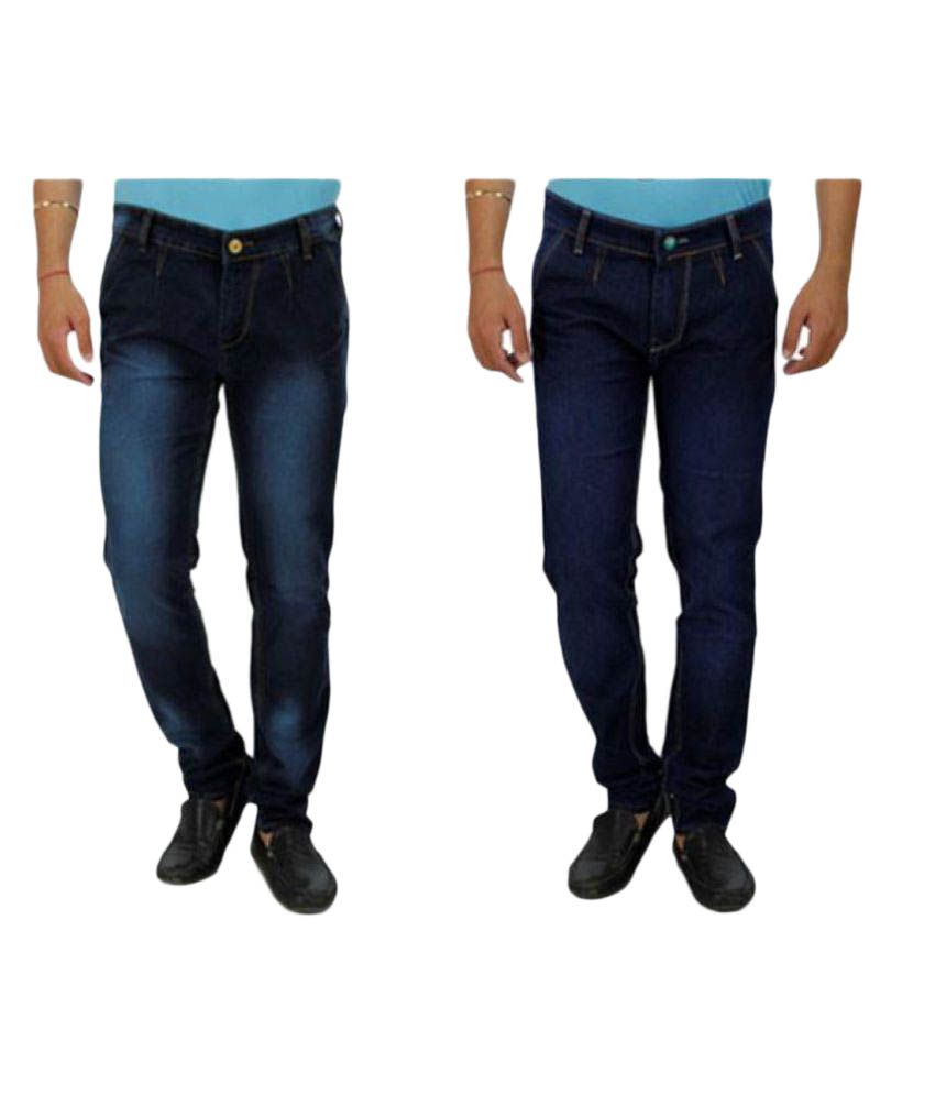 Copper Blue Slim Jeans