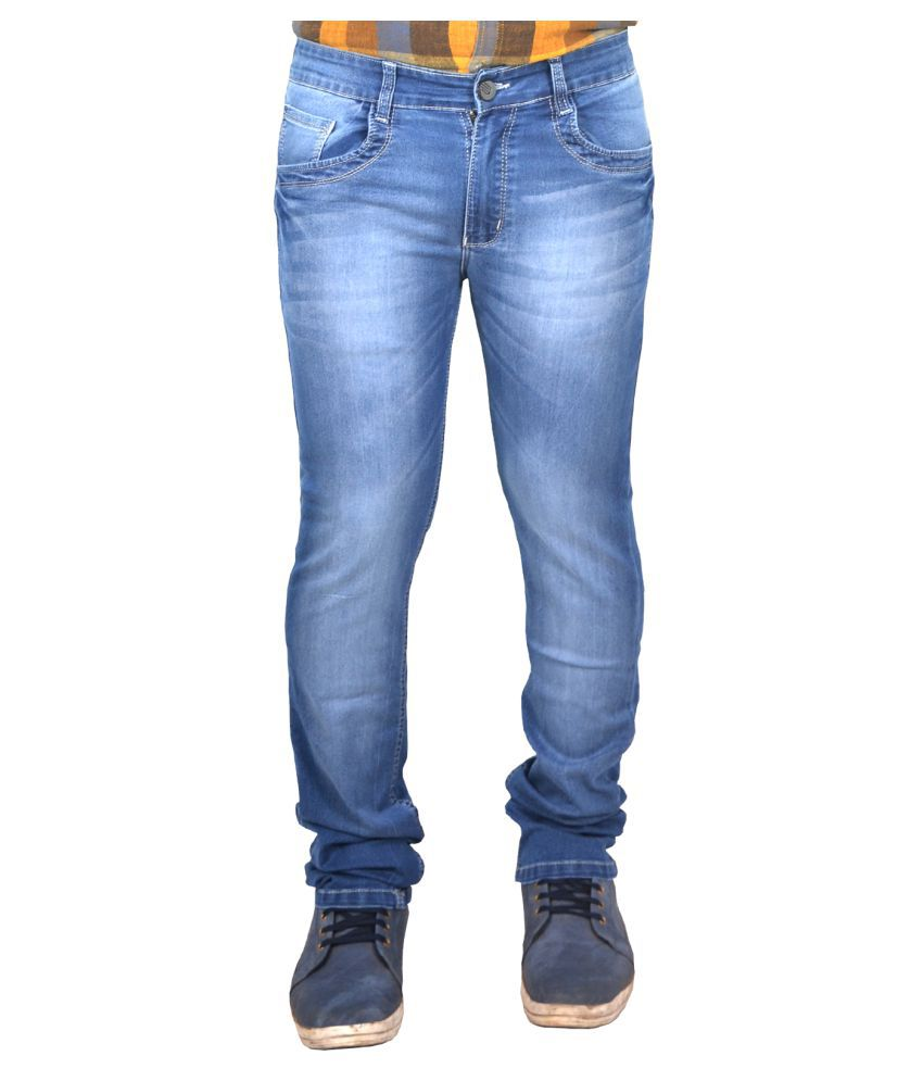Dynamic Culture Blue Slim Jeans