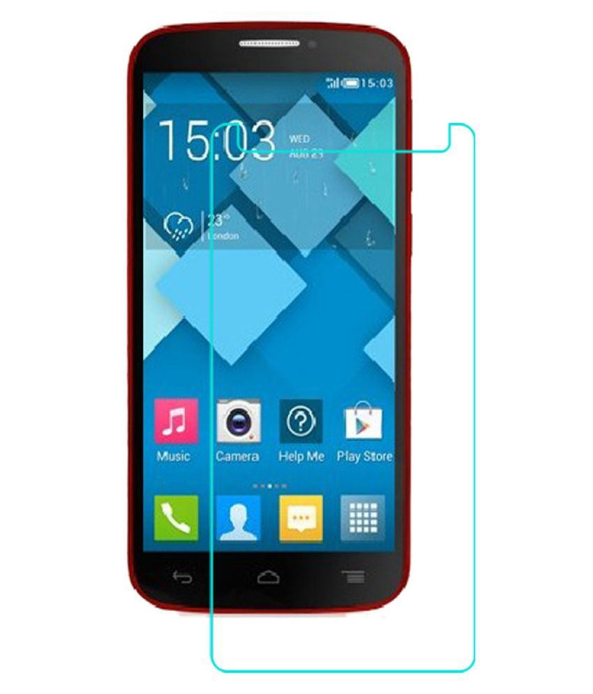 Alcatel OneTouch Pop C7 Tempered Glass Screen Guard By Acm